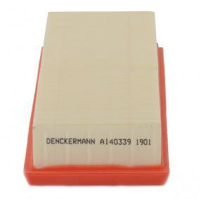 DENCKERMANN Motorluftfilter A140339