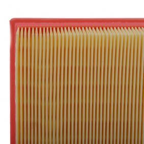 DENCKERMANN PEUGEOT 307 Vzduchovy filtr (A140511)