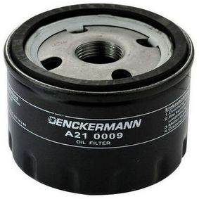 DENCKERMANN RENAULT CLIO Ölfilter (A210009)