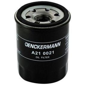 DENCKERMANN A210021 Ölfilter OEM - 15400PLMA02 HONDA, ACURA, HONDA (DONGFENG) günstig