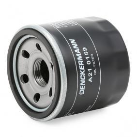 DENCKERMANN A210159 Маслен филтър OEM - 15208AA020 NISSAN, SUBARU евтино