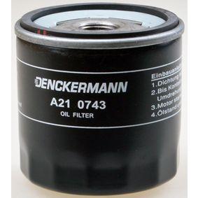 DENCKERMANN Ölfilter A210743