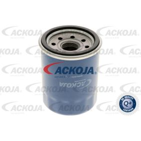 Oil Filter ACKOJA Art.No - A26-0500 OEM: 650134 for VAUXHALL, OPEL, FIAT, ALFA ROMEO, LANCIA buy