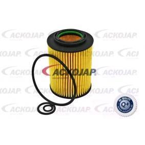 ACKOJA Oil filter A26-0502