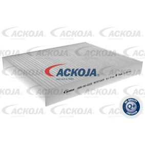 Air conditioner filter A26-30-0005 ACKOJA