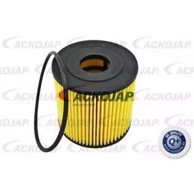 ACKOJA Filtro de aceite A38-0503