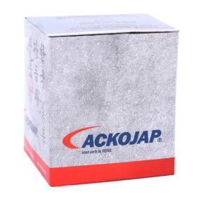 Filtro de aceite ACKOJA (A51-0500) para CHEVROLET AVEO precios