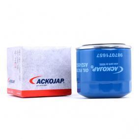 RFY514302 за MAZDA, MERCURY, Маслен филтър ACKOJA (A52-0502) Онлайн магазин