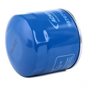 ACKOJA MAZDA 6 Oil filter (A52-0502)