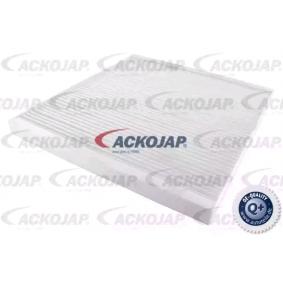 Filter, Innenraumluft ACKOJA Art.No - A52-30-0005 OEM: 971332E210 für HYUNDAI, KIA kaufen