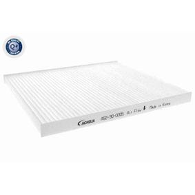 ACKOJA Filter, Innenraumluft 971332E210 für HYUNDAI, KIA bestellen