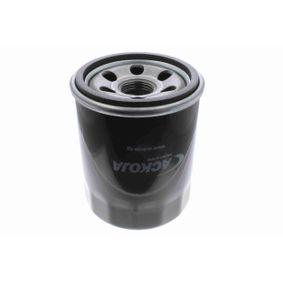 ACKOJA Filtro de aceite A64-0501