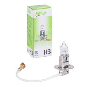 032005 Glühlampe, Fernscheinwerfer von VALEO Qualitäts Ersatzteile