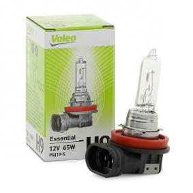 032011 Glühlampe, Fernscheinwerfer von VALEO Qualitäts Ersatzteile