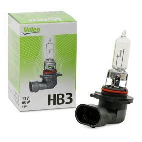 032013 Glühlampe, Fernscheinwerfer von VALEO Qualitäts Ersatzteile