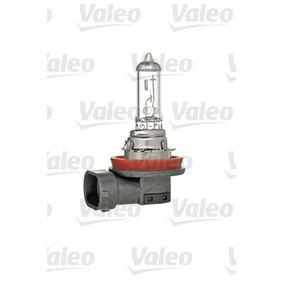 032525 Glühlampe, Fernscheinwerfer von VALEO Qualitäts Ersatzteile
