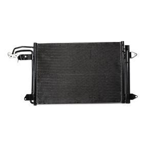 1K0820411AC für VW, AUDI, SKODA, SEAT, VOLVO, Kondensator, Klimaanlage MAXGEAR (AC839121) Online-Shop