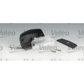 Kennzeichenleuchte 083760 von VALEO