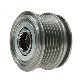Generatorfreilauf AS-PL Art.No - AFP0010 OEM: 038903119A für VW, AUDI, SKODA, SEAT, PORSCHE kaufen