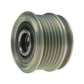 Generatorfreilauf AS-PL Art.No - AFP0010(INA) OEM: 038903119A für VW, AUDI, SKODA, SEAT, PORSCHE kaufen