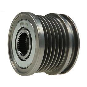 Generatorfreilauf AS-PL Art.No - AFP0033 OEM: 03G903119B für VW, AUDI, SKODA, SEAT, PORSCHE kaufen