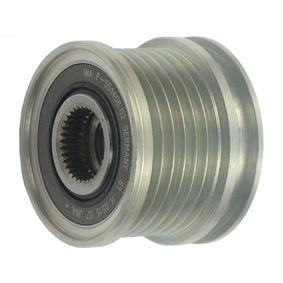 Generatorfreilauf AS-PL Art.No - AFP0033(INA) OEM: 03G903119B für VW, AUDI, SKODA, SEAT, PORSCHE kaufen