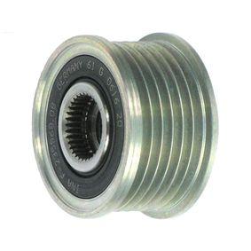 Generatorfreilauf AS-PL Art.No - AFP0045(INA) OEM: 6461500260 für MERCEDES-BENZ, SMART kaufen