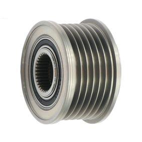 Generatorfreilauf AS-PL Art.No - AFP0045(V) OEM: 6461500260 für MERCEDES-BENZ, SMART kaufen