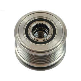 CLIO II (BB0/1/2_, CB0/1/2_) AS-PL Freilauf Generator AFP3018(V)