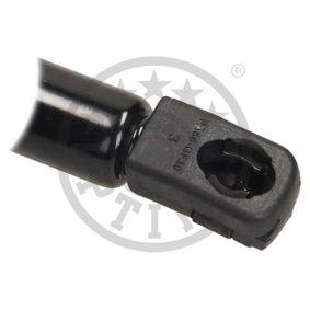 3C5827550A für VW, AUDI, SKODA, SEAT, PORSCHE, Heckklappendämpfer / Gasfeder OPTIMAL (AG-40109) Online-Shop