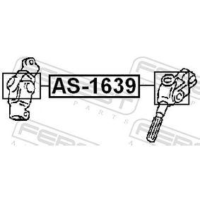 Шарнирно съединение, кормилна колона AS-1639 FEBEST