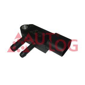 Senzor, tlak vyfuk.plynu AUTLOG (AS4524) pro SKODA OCTAVIA ceny