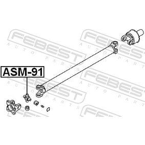 Giunto albero longitudinale ASM-91 FEBEST