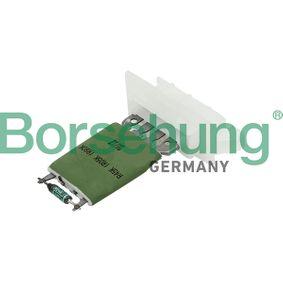 Odpor, vnitřní tlakový ventilátor B11458 Borsehung