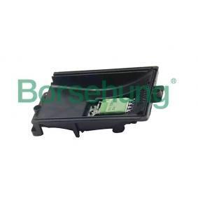 Borsehung B11460 Widerstand, Innenraumgebläse OEM - 1J0819022A AUDI, SEAT, SKODA, VW, VAG, FIAT / LANCIA, STARK günstig