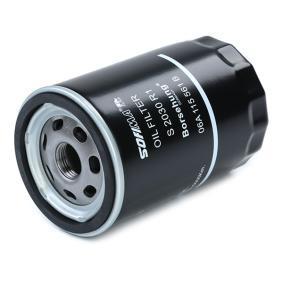 Borsehung B18018 Oil Filter OEM - 034115561A AUDI, SEAT, SKODA, VW, VAG, FIAT / LANCIA, SMART, AUDI (FAW), VW (FAW), VW (SVW), eicher, CUPRA cheaply