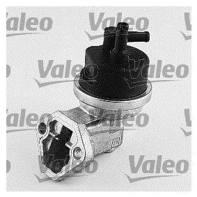 VALEO Pompa carburante 247109
