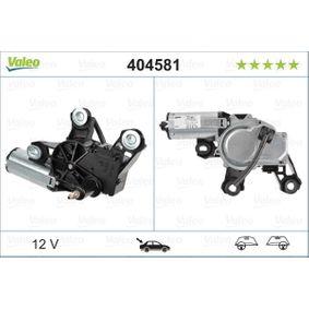 Wiper Motor - VALEO (404581)