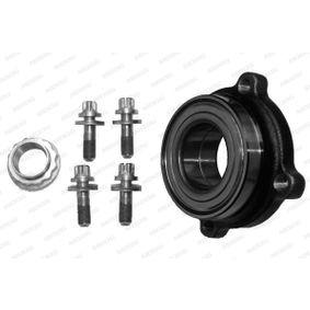 MOOG Radlagersatz 33411093725 für BMW bestellen