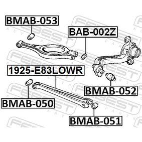 Querlenker Gummilager BMAB-053 FEBEST