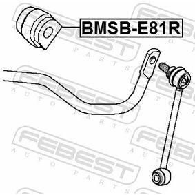 Stabilisatorlager BMSB-E81R FEBEST