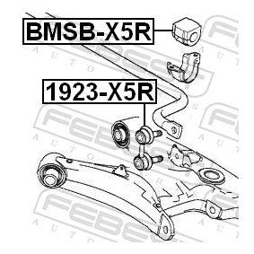 Stabilisatorlager BMSB-X5R FEBEST