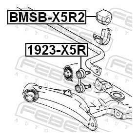 Stabilisatorlager BMSB-X5R2 FEBEST