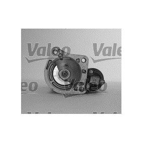 VALEO Starter 1644028 für FORD bestellen