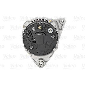 AUDI 80 (8C, B4) VALEO Generator 436387 bestellen