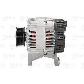 Generator Art. No: 436387 hertseller VALEO für AUDI 80 billig