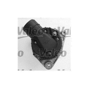 AUDI 80 (8C, B4) VALEO Generator 436388 bestellen