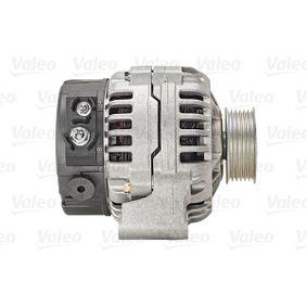 VALEO Lichtmaschine 436668