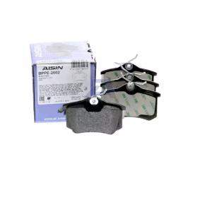 AISIN Bremsbelagsatz, Scheibenbremse 1J0698451K für VW, AUDI, FORD, RENAULT, PEUGEOT bestellen