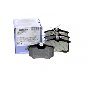 AISIN Bromsbeläggssats, skivbroms 8671016582 för RENAULT, RENAULT TRUCKS köp